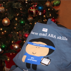 """I have mad ABA skills"" Men's Crew Neck"