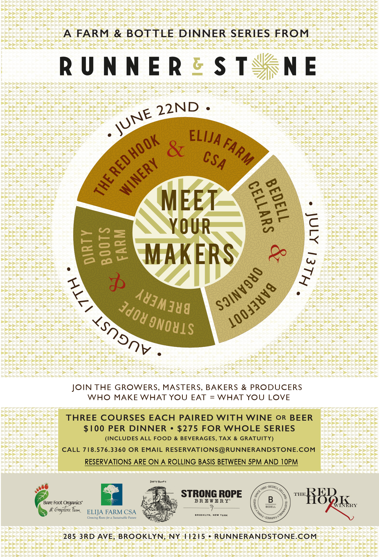 runner & stone's 'meet your makers' series - featuring elija farm